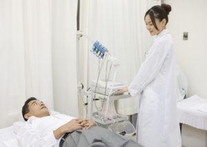 超音波画像診断装置のイメージ写真